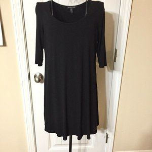 Eileen Fisher Dress / Tunic A-Line Knit XS
